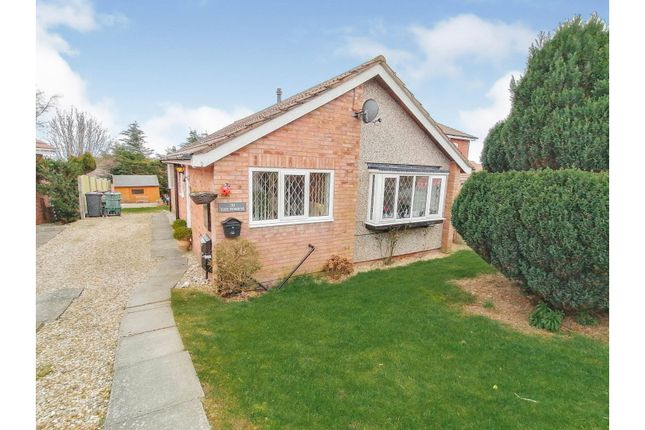Thumbnail Detached bungalow for sale in Bryn Cadno, Colwyn Bay