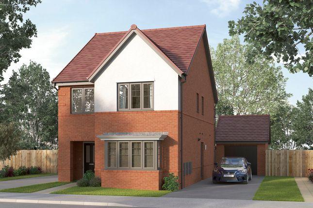 4 bed property for sale in Etwall Road, Mickleover, Derby DE3