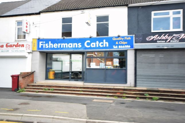 Thumbnail Restaurant/cafe for sale in Bottesford Road, Scunthorpe