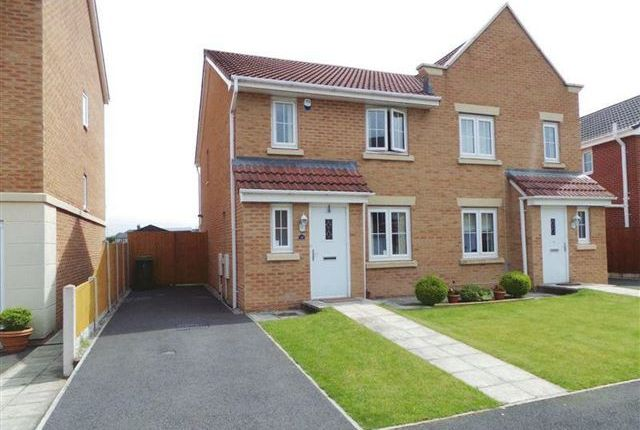 Thumbnail Semi-detached house to rent in Lowry Gardens, Carlisle