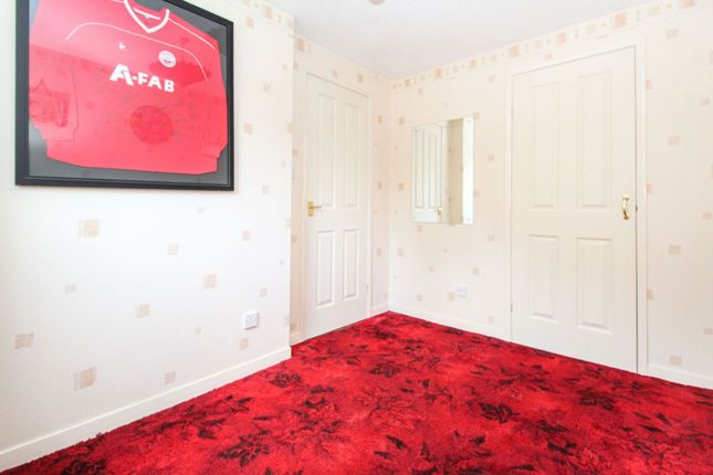 Bedroom Two of Loirston Crescent, Aberdeen AB12