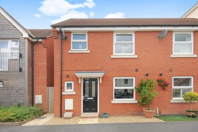 Semi-detached house to rent in Paradise Orchard, Aylesbury