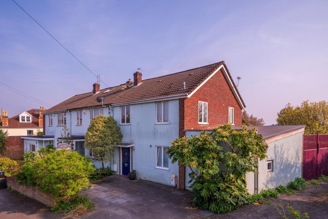 Thumbnail End terrace house for sale in Birchall Road, Bristol