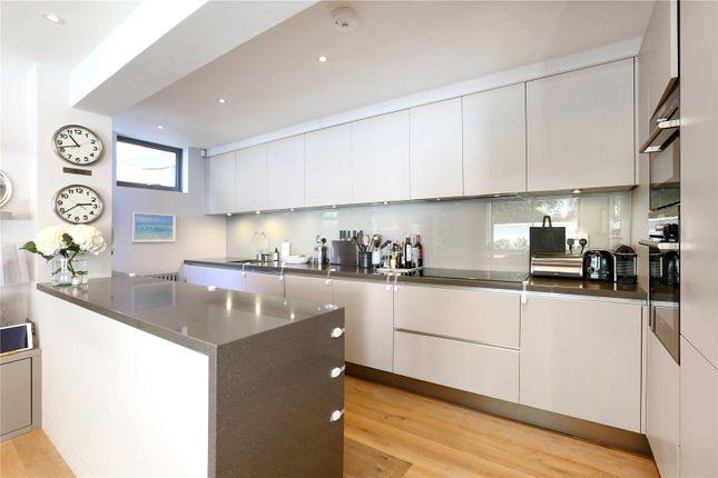Kitchen of Gabrielle Court, 1-3 Lancaster Grove, Belsize Park, London NW3