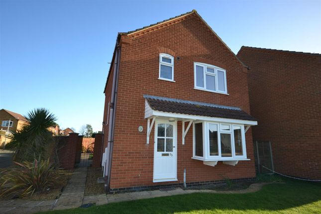Thumbnail Detached house for sale in Philip Nurse Road, Dersingham, King's Lynn
