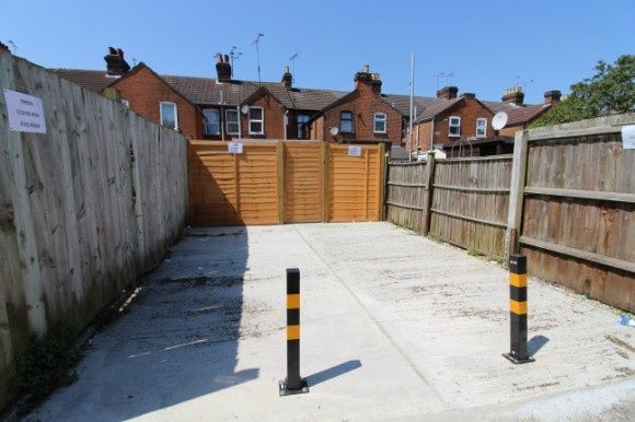Terraced house to rent in Prospect Road, Parking Space Only, Ipswich