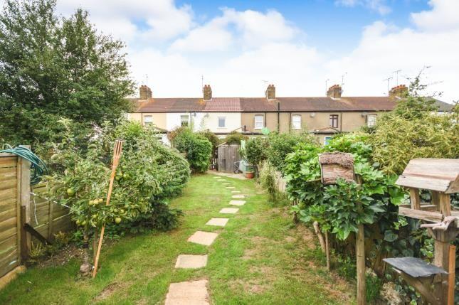 Rear Garden of North Shoebury Road, Shoeburyness, Essex SS3