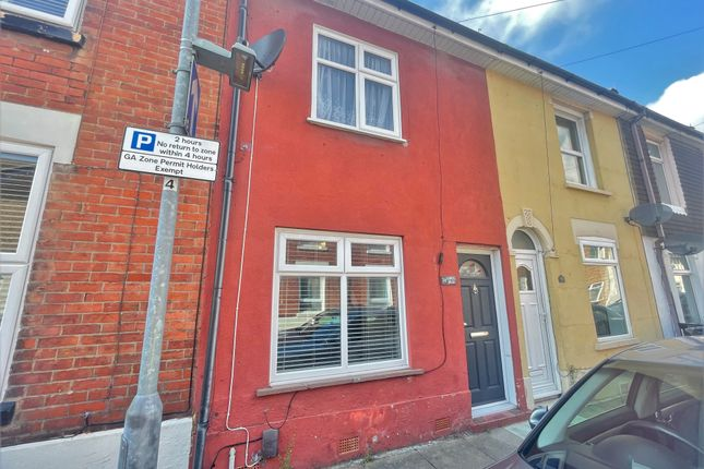 2 bed terraced house for sale in Samuel Road, Portsmouth PO1