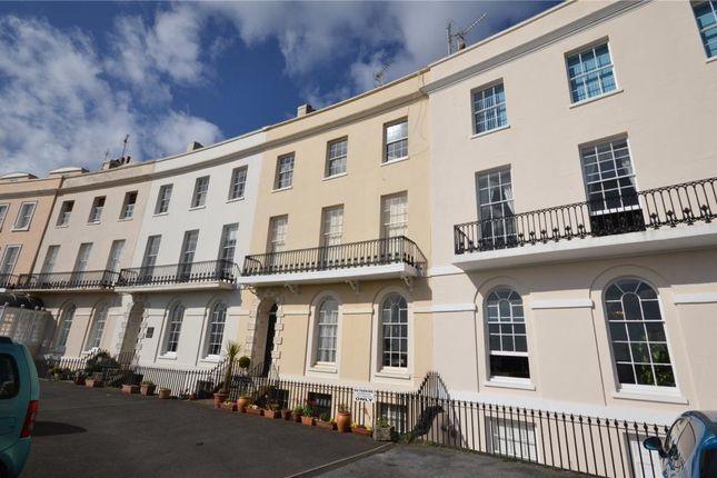 Thumbnail Maisonette for sale in Den Crescent, Teignmouth, Devon