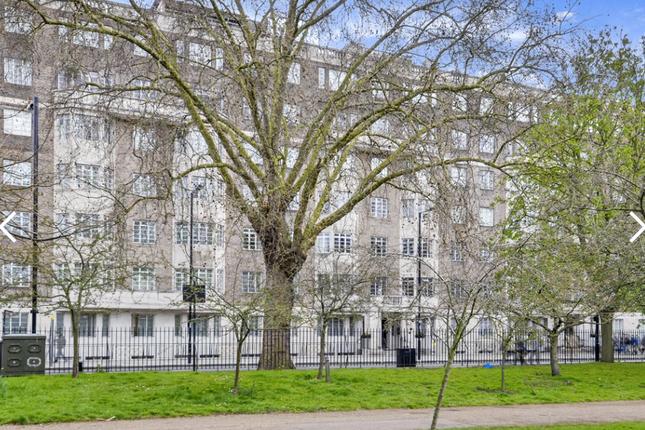 Thumbnail Flat to rent in Albion Street, London Marylebone
