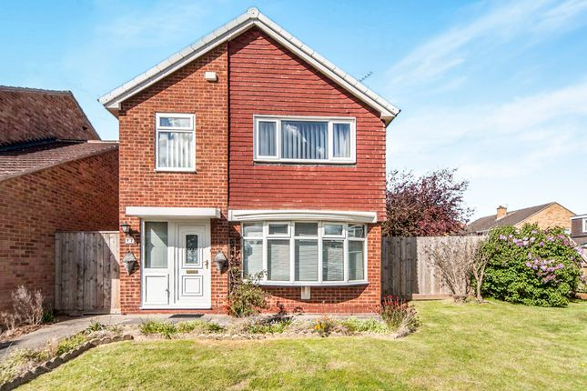 Thumbnail Detached house for sale in Cotgarth Way, Stockton-On-Tees