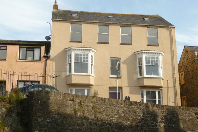 Flat 3 tower house tower hill fishguard pembrokeshire for Tower house for sale