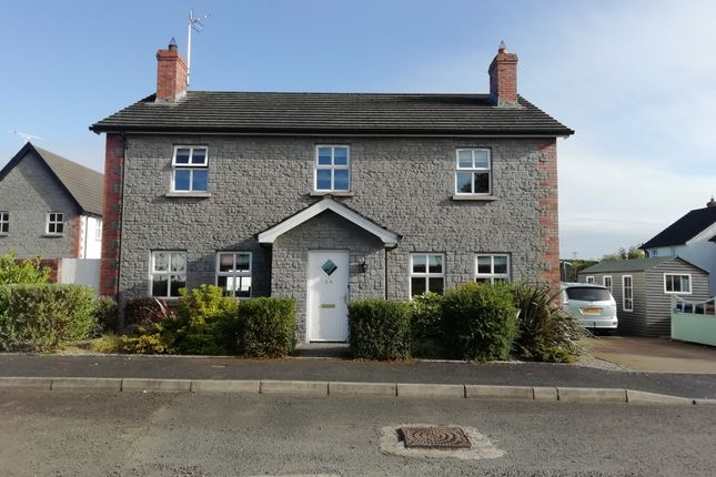 Thumbnail Detached house for sale in Churchside Manor, Orritor, Cookstown
