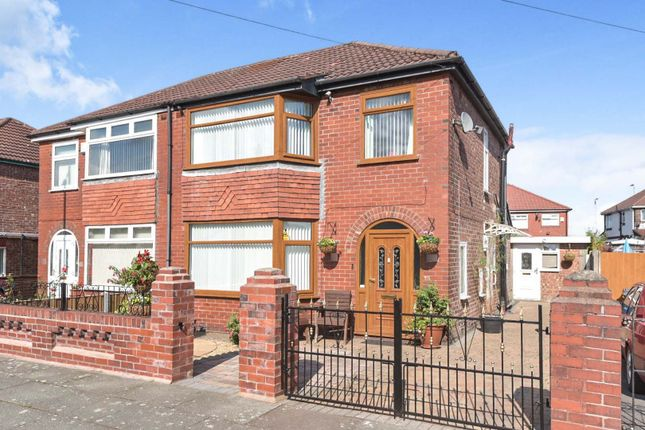 Thumbnail Semi-detached house for sale in Nina Drive, Manchester