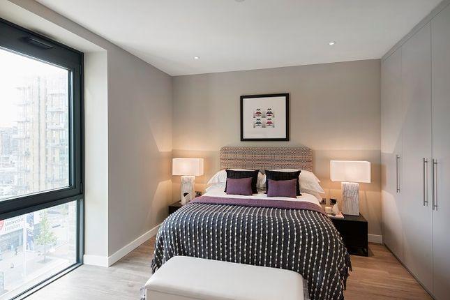 1 bedroom flat for sale in Weaver Walk, Wembley