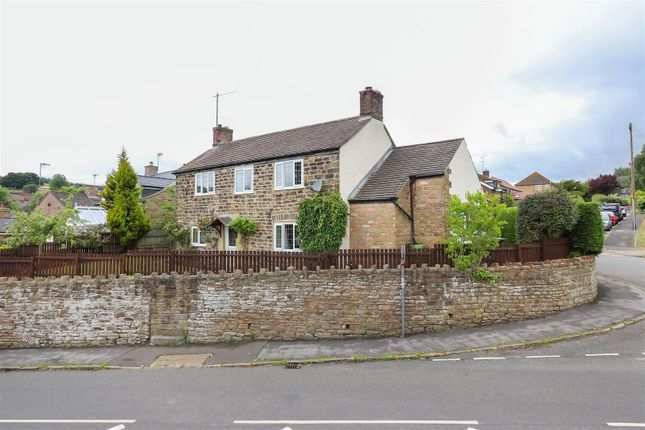 5 bed detached house for sale in Holymoor Road, Holymoorside, Chesterfield S42