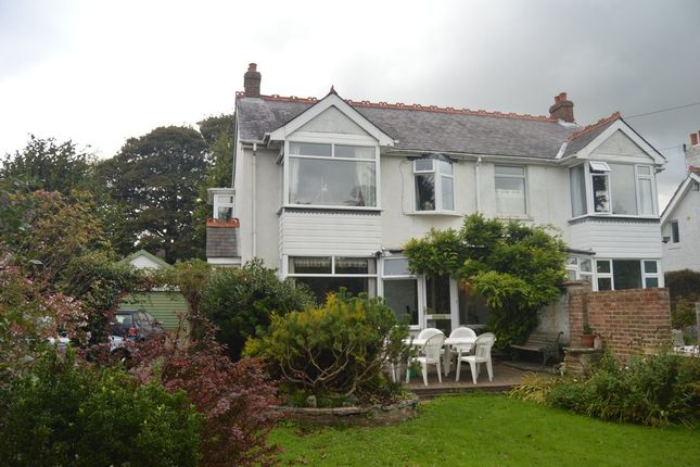 Thumbnail Semi-detached house for sale in West Road, Emsworth