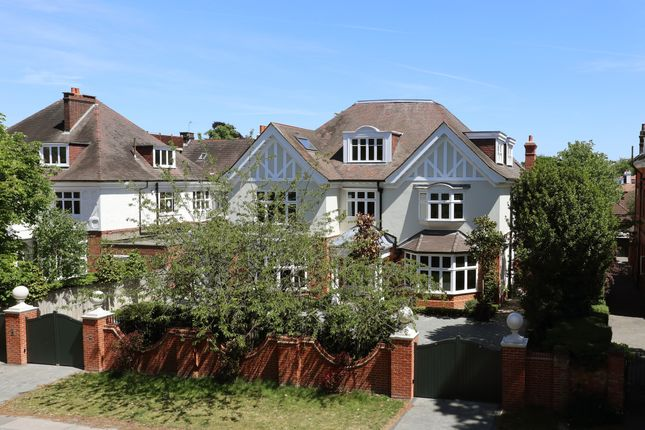 Thumbnail Detached house for sale in Parkside, Wimbledon Village, London