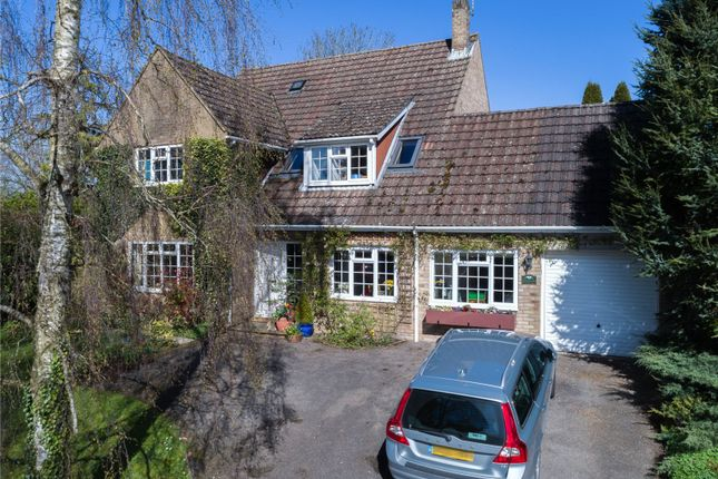 Thumbnail Detached house for sale in Lambourne Close, Thruxton, Andover, Hampshire