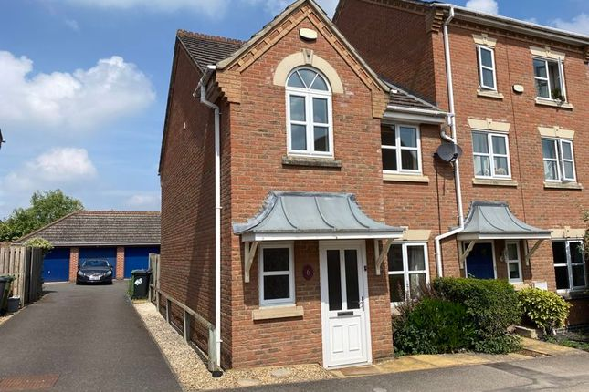 Thumbnail Semi-detached house to rent in High Court Way, Hampton