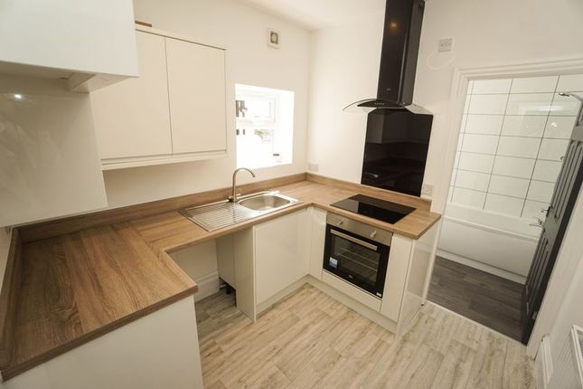 Thumbnail Flat to rent in Chorley New Road, Horwich, Bolton