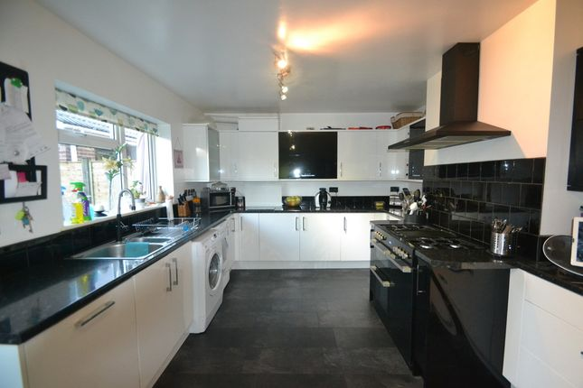 Thumbnail Terraced house for sale in Coniston Road, Ringwood