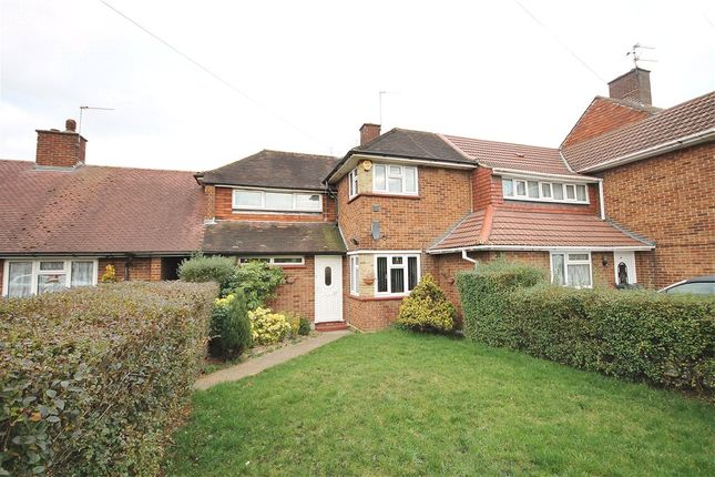 Thumbnail End terrace house for sale in Viola Avenue, Feltham, Middlesex
