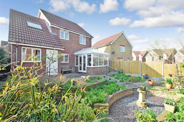 Thumbnail Detached house for sale in Blackberry Way, Whitstable, Kent