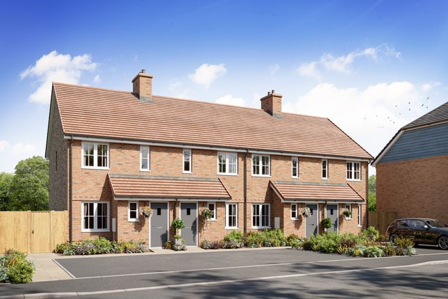 """2 bed terraced house for sale in """"The Alnwick"""" at Coldharbour Road, Northfleet, Gravesend DA11"""
