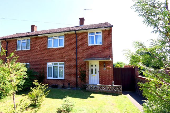 Thumbnail End terrace house for sale in Tibbs Hill Road, Abbots Langley