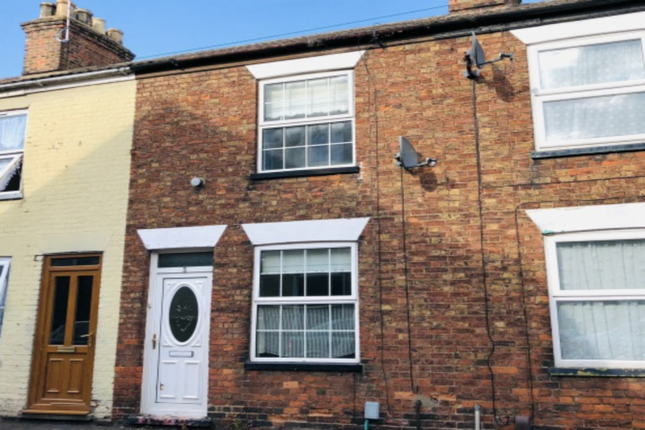 Thumbnail Terraced house for sale in Charles Street, Wisbech, Cambridgeshire