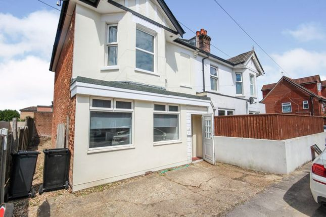 Thumbnail Detached house to rent in Pine Road, Winton, Bournemouth