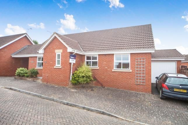 Thumbnail Bungalow for sale in Cotford St. Luke, Taunton, Somerset