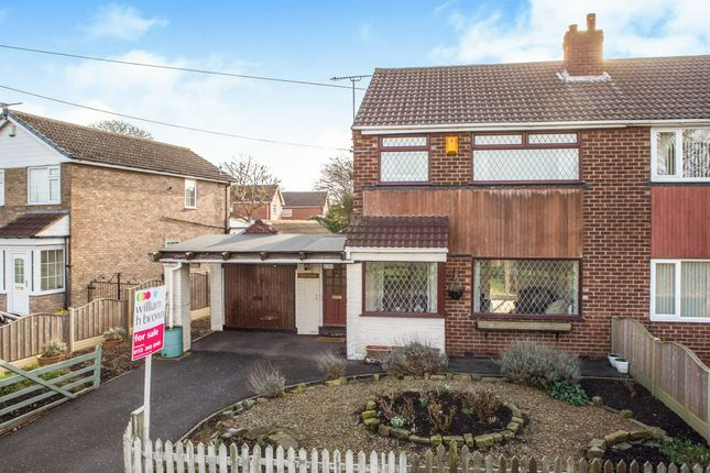 Thumbnail Semi-detached house for sale in Primrose Lane, Halton, Leeds