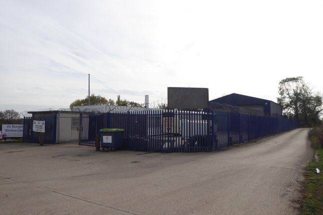 Thumbnail Office for sale in New Fox Depot, Nr Colsterworth, Grantham, Lincs