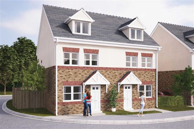 Thumbnail Semi-detached house for sale in Bamburgh Close, Barrow In Furness, Cumbria