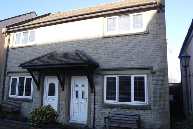 Thumbnail Semi-detached house to rent in Canons Court, Melksham, Wiltshire