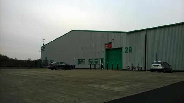 Thumbnail Light industrial to let in Unit 29, Zone Two, First Avenue, Deeside Industrial Park, Zone 2, Deeside
