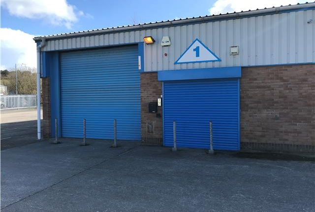Thumbnail Light industrial to let in Unit 1, Parc Erissey Industrial Estate, New Portreath Road, Redruth, Cornwall
