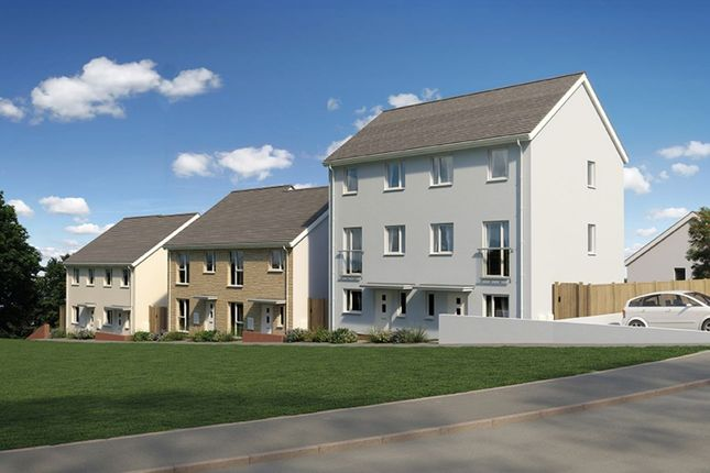 Thumbnail Property for sale in Southern Gate, Plymouth