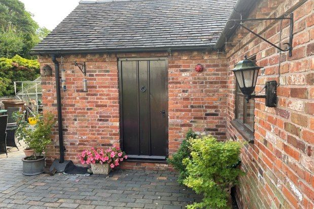 1 bed property to rent in Lichfield Road Hamstall Ridware, Rugeley WS15