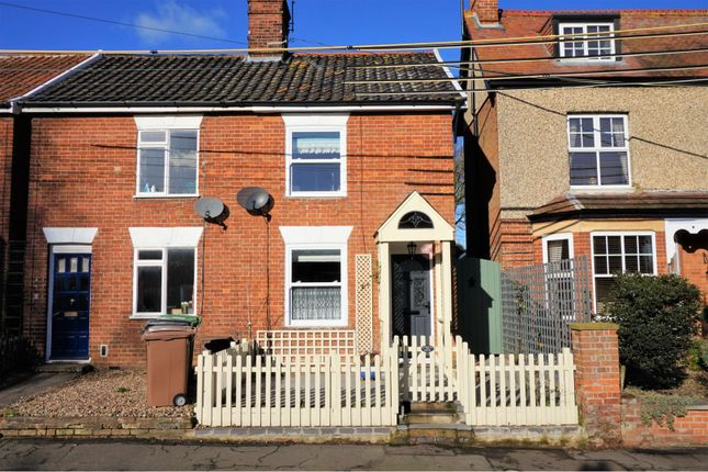 Thumbnail Semi-detached house for sale in Needham Road, Harleston