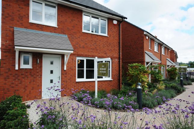 Thumbnail 4 bed detached house for sale in The Rowan, Harwood Homes, Great Oldbury