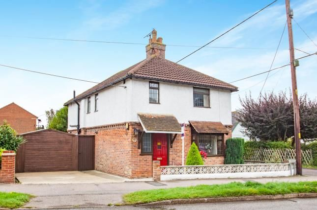 Thumbnail Detached house for sale in Rough Common Road, Rough Common, Canterbury