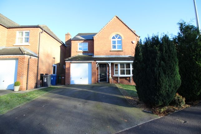 Thumbnail Detached house to rent in Wennington Road, Highfield, Wigan