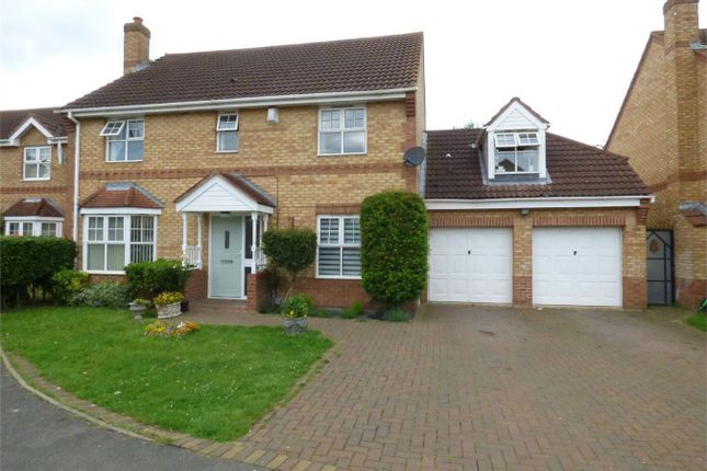 Thumbnail Detached house for sale in Barkston Drive, Peterborough, Cambridgeshire