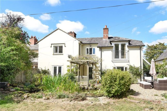 Thumbnail Semi-detached house for sale in Iwerne Minster, Blandford Forum, Dorset