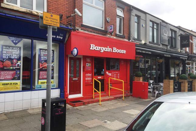 Retail premises for sale in Eccles M30, UK