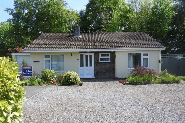 Thumbnail Detached bungalow for sale in Gelliwen, Llechryd, Cardigan