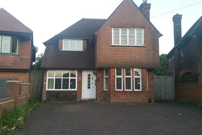 5 bed detached house for sale in Greenhill, Wembley, Middlesex